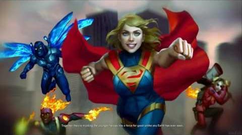 Injustice 2 - Batman Ending