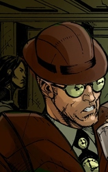 Clock King Injustice Comic