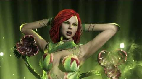Injustice 2 - Introducing Poison Ivy!