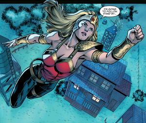 Wonder Girl Injustice