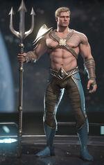 Aquaman - King of the Sea