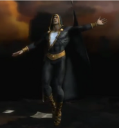 New 52 Black Adam in Archives