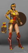 Igau-wonder-woman-regime-concept