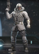 Captain Cold - God - Alternate