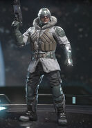 Captain Cold - Mister Snart - Alternate