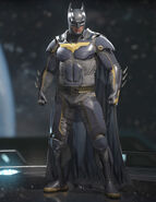 Batman - Knightquest - Alternate