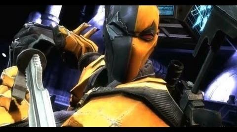 Injustice Gods Among Us - S.T.A.R LABS Death Stroke - ☆☆☆ COMPLETE
