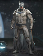 Batman - Caped Crusader - Alternate
