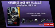 Blackest Night Batman IOS