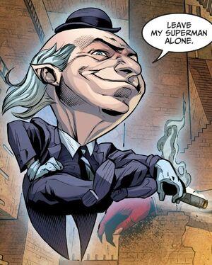 Mister Mxyzptlk Injustice