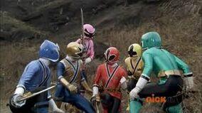 The 6 Rangers