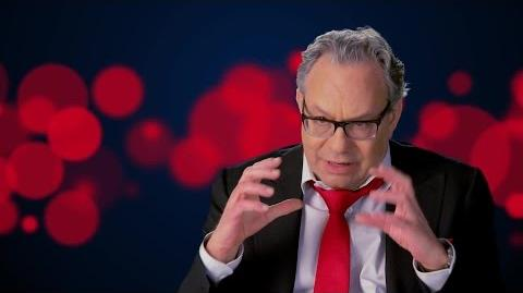 Inside Out - Behind the Scenes Interview with Lewis Black