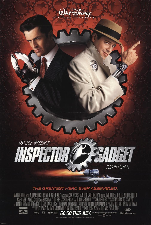 Inspector Gadget (film) | Inspector Gadget Wiki | FANDOM ...