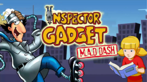 Inspector Gadget's MAD Dash
