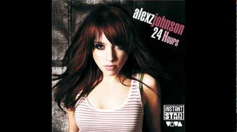 Alexz Johnson 24 Hours(from Instant Star)