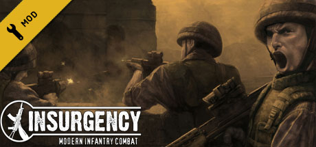 Insurgency- Modern Infantry Combat Cover