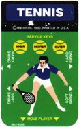 Tennis Overlay