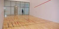 Community Centre/Racquet Ball Courts