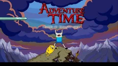 Adventure Time - theme song (German)