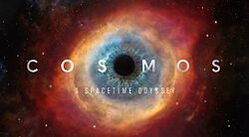 Cosmos spacetime odyssey titlecard