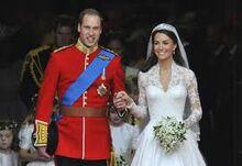 Prince William and Catherine Wedding