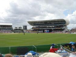 Kensington Oval, Barbados During 2007 World Cup Cricket Final