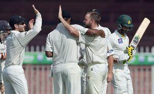 New Zealand v Pakistan 2014