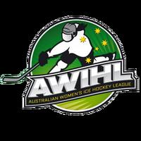 Australian Women's Ice Hockey League logo