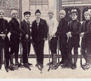 Early Russian Bandy and Ice Hockey