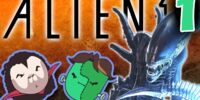 Alien 3: Life and Gun - PART 1 - Game Grumps