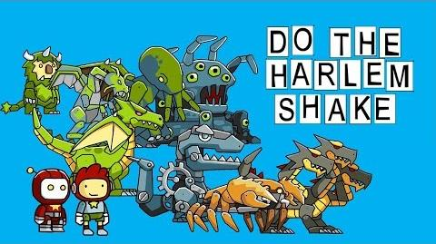 Let's Do the Harlem Shake in Scribblenauts Unlimited!