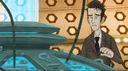 HISHE TARDIS Interior