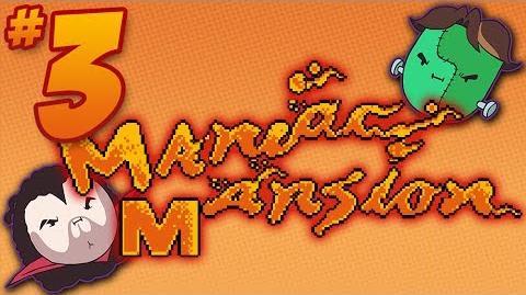 Maniac Mansion New Kid - PART 3 - Game Grumps