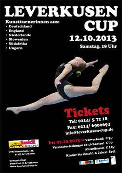 Poster 2013 leverkusen