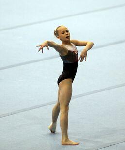 Melnikova angelina 2014 russian champs