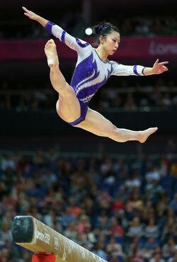 Wong hiu ying angel 2012 olympics