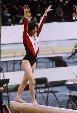 Spivey hope 1988 olympics