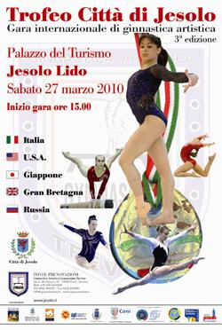 Poster 2010 jesolo