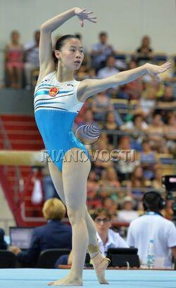 Zhang yelinzi 2013 universiade
