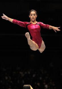 Alexandra Raisman Artistic Gymnastics World Z9BMbapy8k3l