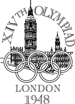 Olympic logo 1948
