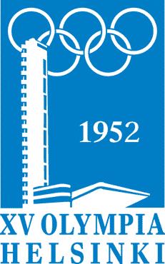 Olympic logo 1952