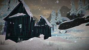 Derelict Cabins