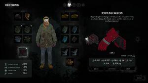 Clothing hud2