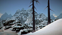 Timberwolf Mountain landscape 02
