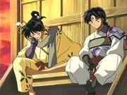 Jakotsu and Bankotsu