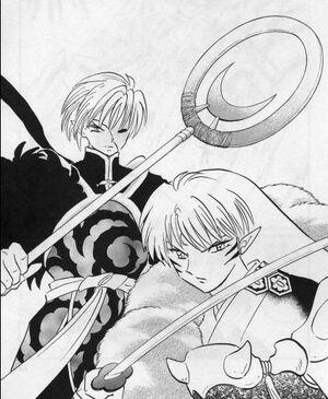 Tessaiga and Tenseiga 491