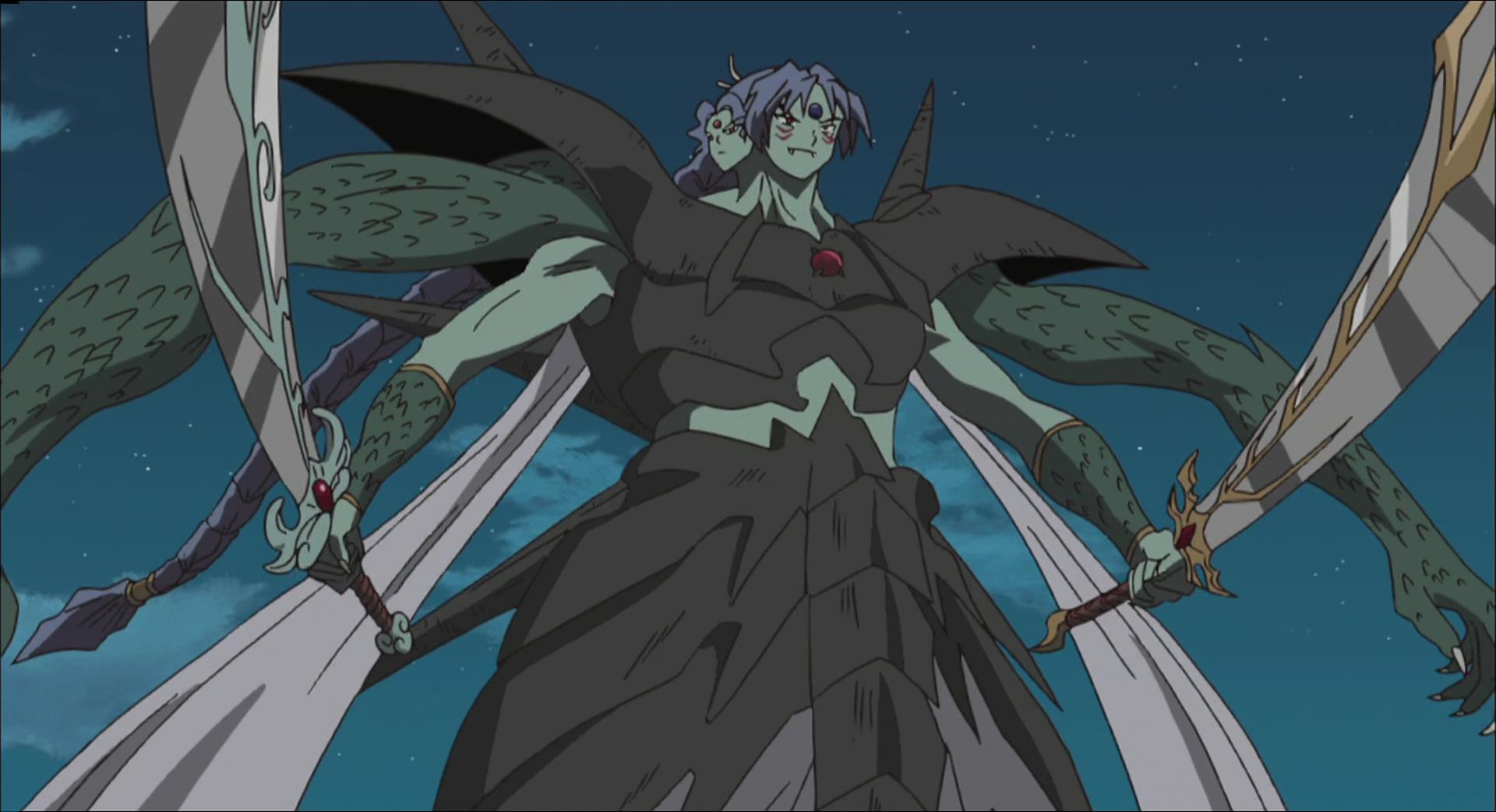 Image - Shitōshin True form.png | InuYasha | FANDOM powered by Wikia
