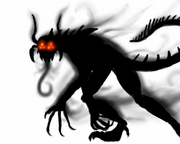 Shadow Beast by shadowfire x
