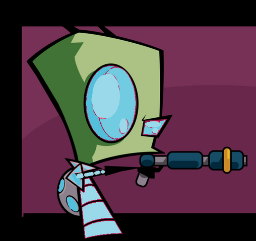 File:Invader Zim by Plucy.png